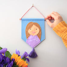 Load image into Gallery viewer, Personalised Teacher Wall Hanging
