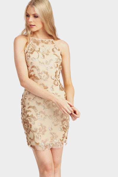 A17W-1300007577-GLD-6-sequin-mesh-dress-gold-jl3456