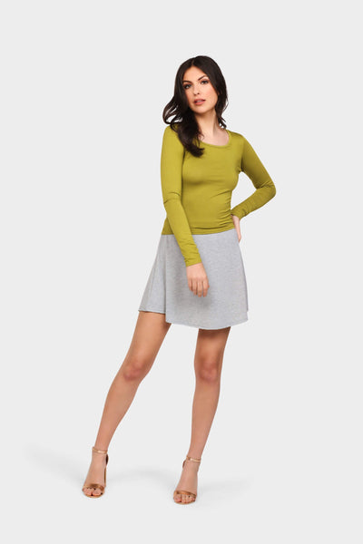 S17W-1000002433-ADO-6-long-sleeve-basic-top-mid-green-jl0934