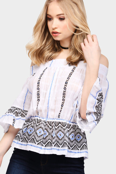 S17W-1000003041-BUE-S/M-printed-frill-gypsy-top-mid-blue-jl1235