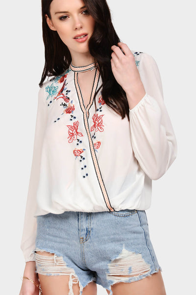 S17W-1000004065-CAM-S/M-embroidered-wrap-front-blouse-cream-jl1839