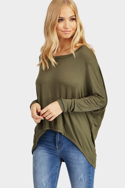 S17W-1000004263-KKI-OS-scoop-neck-batwing-top -light-green-jl1940
