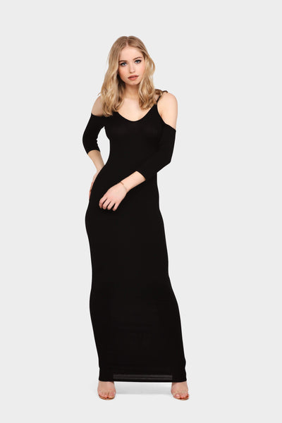 S17W-1300002332-BCK-6-cold-shoulder-v-neck-maxi-dress-black-jl0896