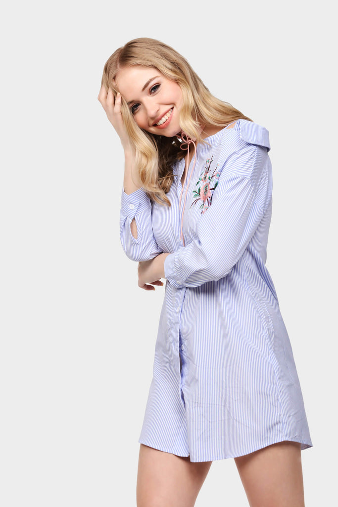 S17W-1300003766-BTE-6-bardot-embroidered-shirt-dress-mid-blue-jl1633