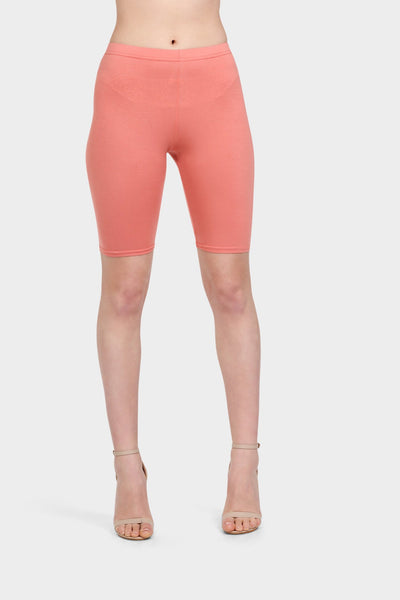 S17W-1800000471-SON-6-basic-capri-fitted-shorts-mid-pink-jl0192