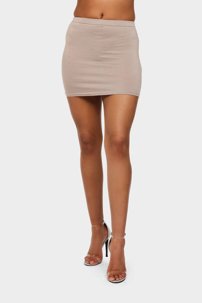 S17W-1900002152-TPE-6-basic-mini-skirt-nude-jl0826