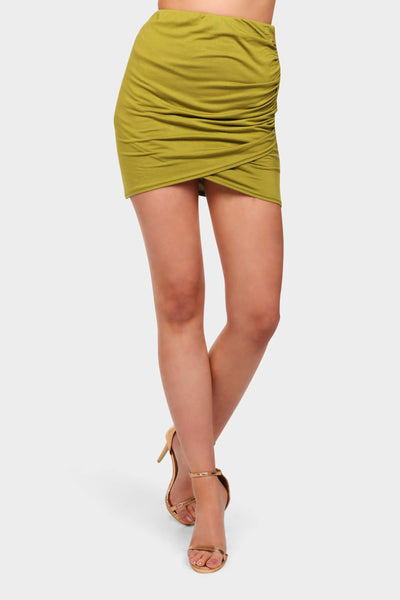 S17W-1900002167-ADO-6-ruched-wrap-mini-skirt-mid-green-jl0830