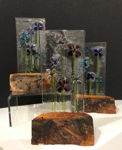 Single Wildflower Panel