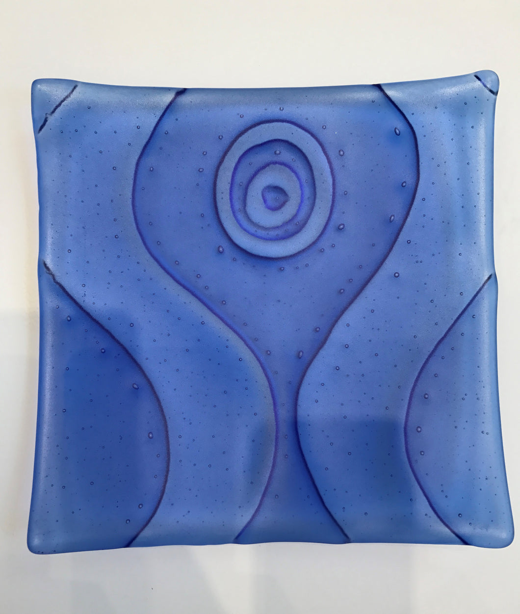 Texture Plate (Blue)