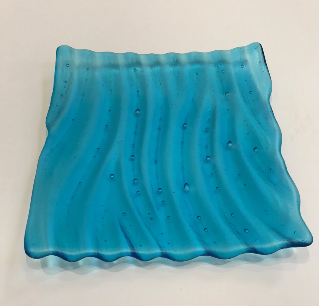 Texture Dish (Turquoise)