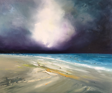 Night Storm, Gairloch Beach