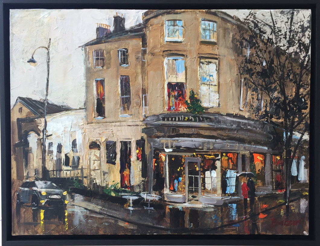 Montpellier Wine Bar Cheltenham 'Inviting out of the Rain'