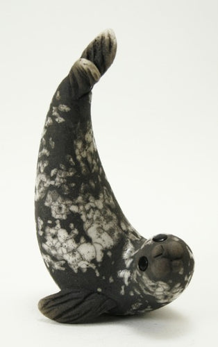 Small Diving Seal