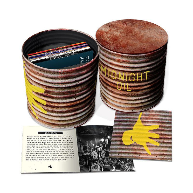 The Full Tank Boxset