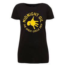 'The Great Circle' 2017 World Tour Ladies Black T-Shirt