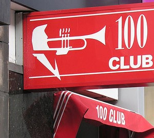 Great Rock Venues - The 100 Club