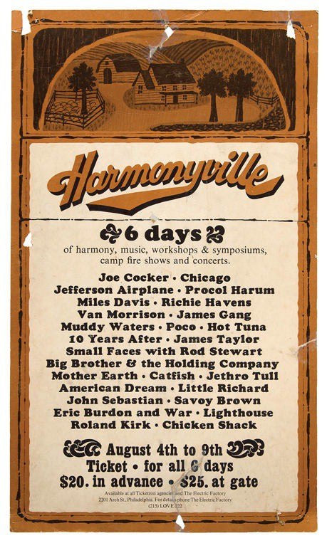 Harmonyville, Walpack Center, New Jersey, 1970