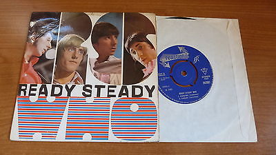 The Who - Ready Steady Who EP