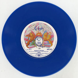 Queen - Mega-Rare copy of Bohemian Rhapsody