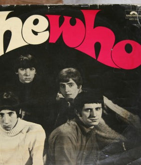 The Who - 1st German Album