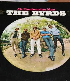 The Byrds - Mr Tambourine Man