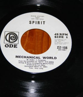 Spirit - Mechanical World