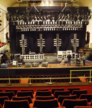Great Rock Venues - Newcastle City Hall
