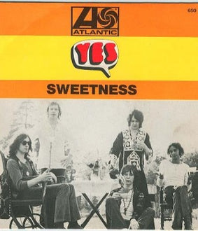 Yes - Sweetness b/w Something's Coming