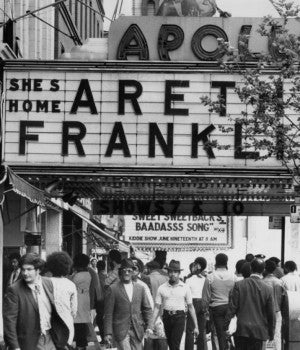 Legendary Venues - The Apollo Theater, Harlem