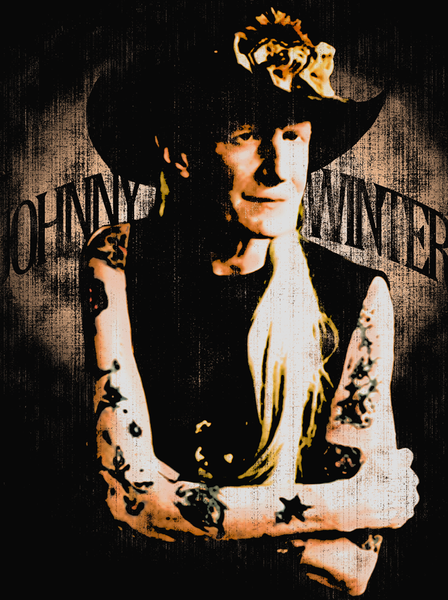 Johnny Winter's Chart Positions