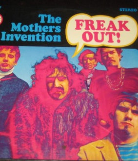 The Mothers of Invention - Freak Out
