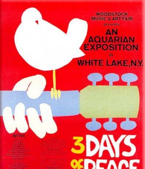History of the Woodstock Festival - part 1