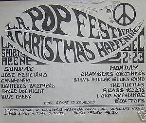 Los Angeles Pop Festival 1968