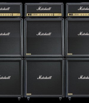 Instrumental to Rock - Marshall Amps