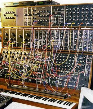 The Moog Synthesiser