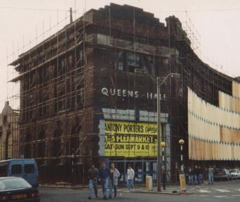 Great Rock Venues : Queens Hall Leeds