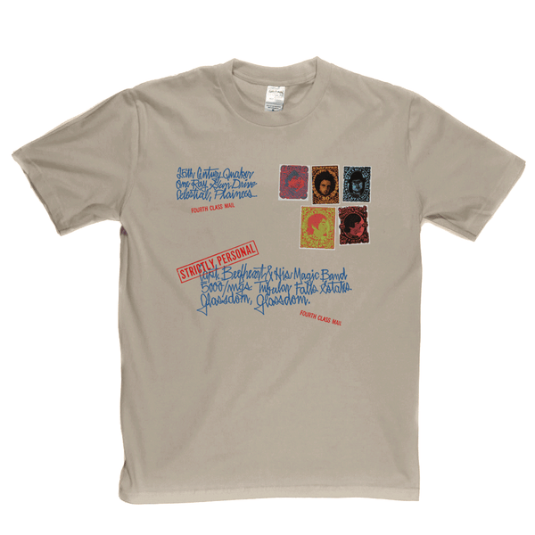 Captain Beefheart Strictly Personal T-Shirt
