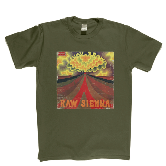 Savoy Brown Raw Sienna T-Shirt