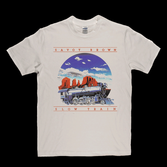 Savoy Brown Slow Train T-Shirt