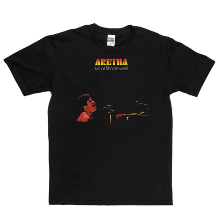 Aretha Live At The Fillmore T-Shirt
