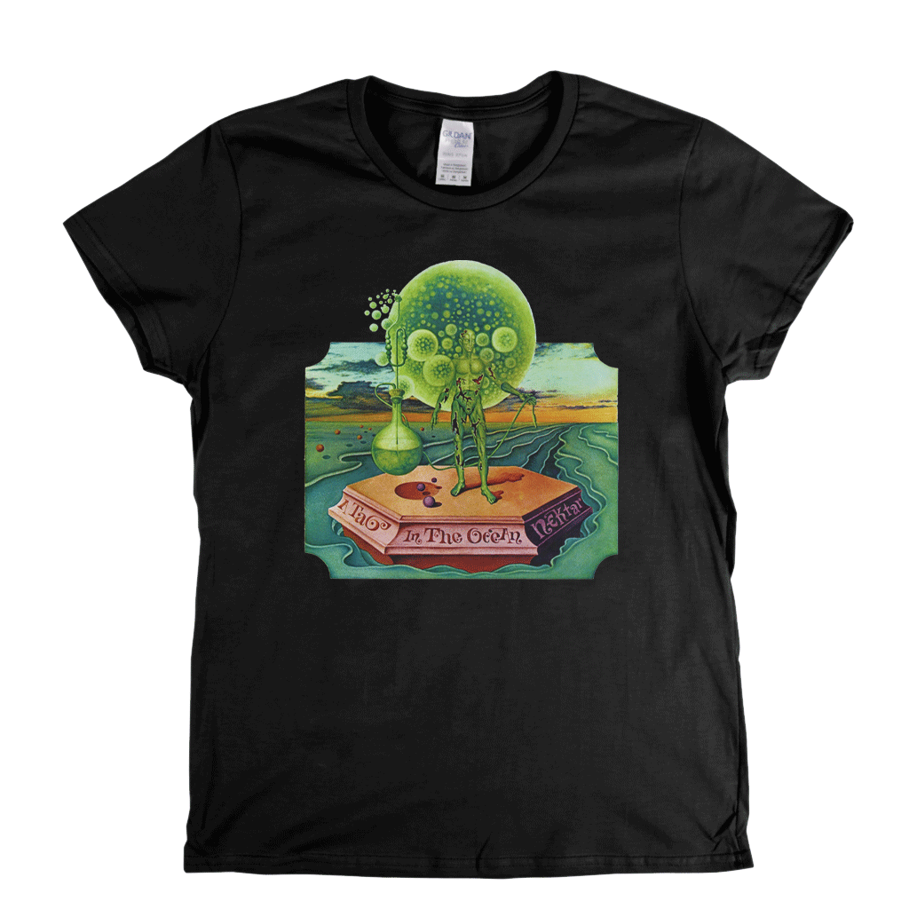 Nektar A Tab In The Ocean Womens T-Shirt