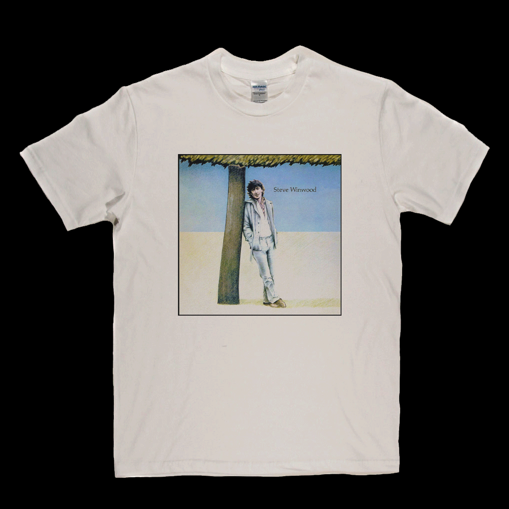 Steve Winwood Solo Album T-Shirt