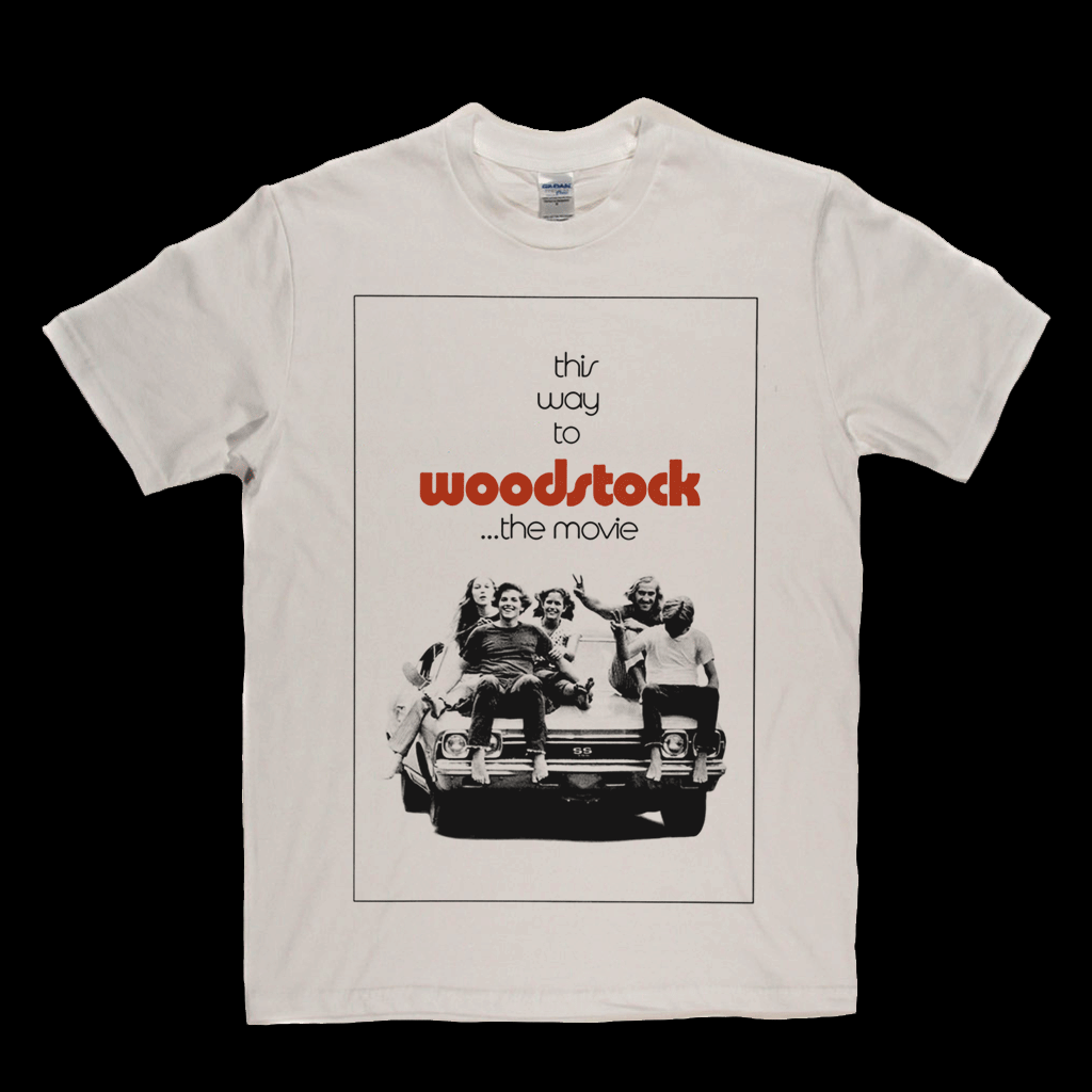 This Way To Woodstock T-Shirt