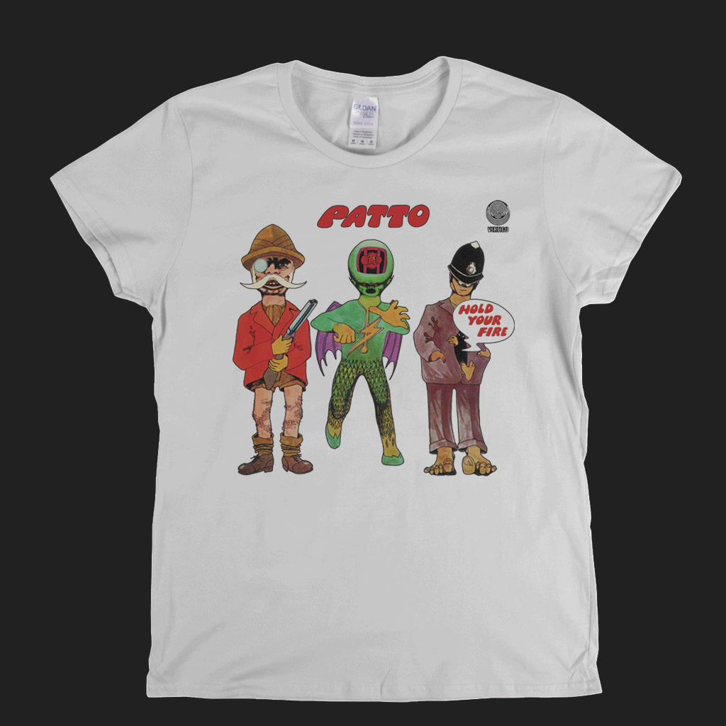 Patto Womens T-Shirt