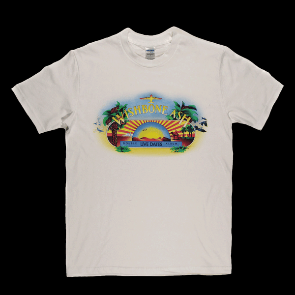 Wishbone Ash Live Dates T-Shirt