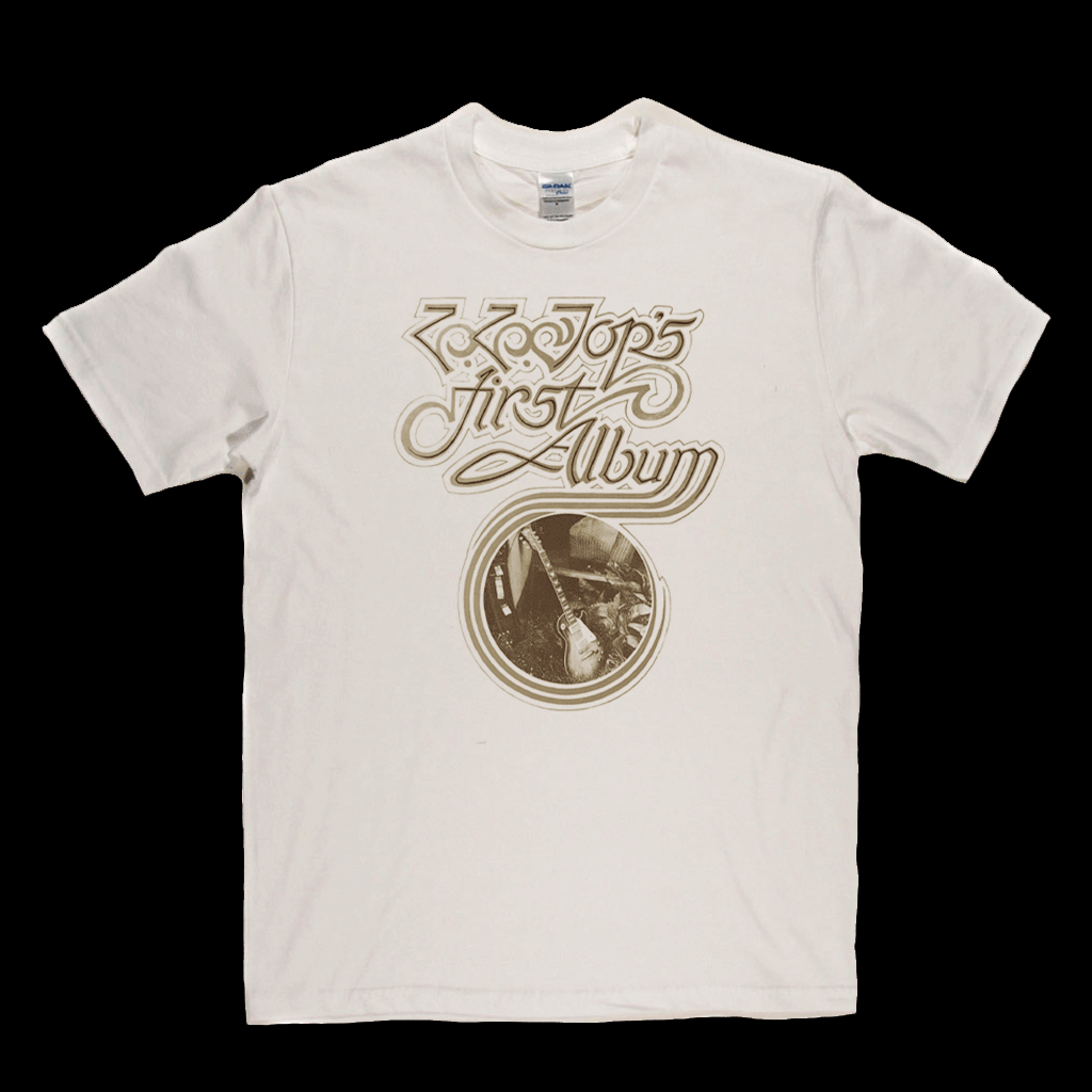 ZZ Top First Album T-Shirt