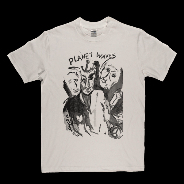 Dylan Planet Waves T-Shirt