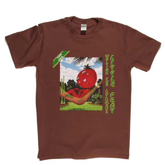 Little Feat Waiting For Columbus T-Shirt