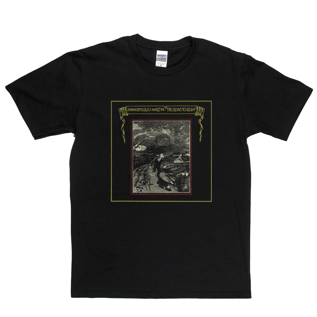 John And Beverley Martyn T-Shirt