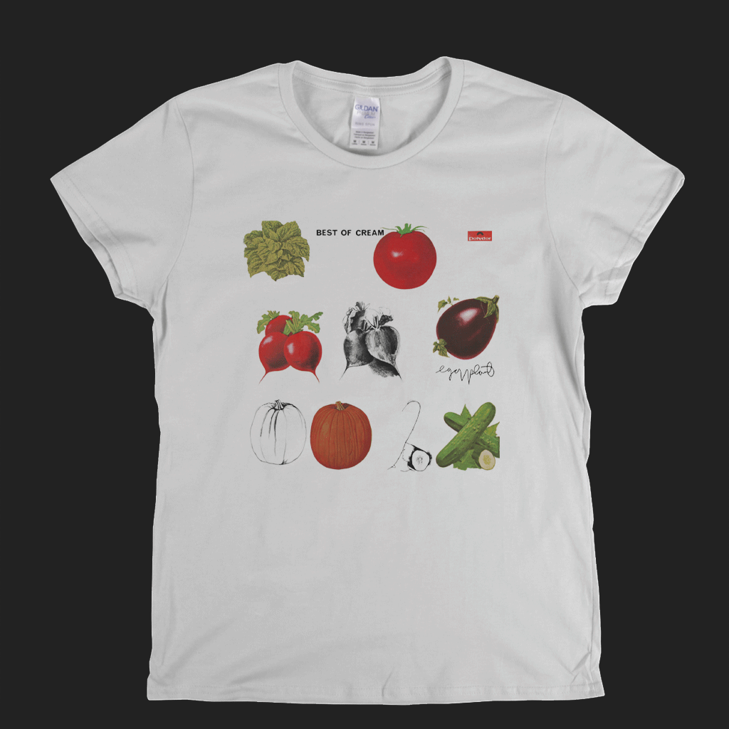 Best Of Cream Womens T-Shirt